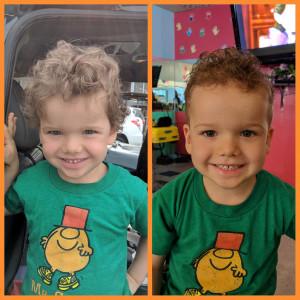 CW Haircut