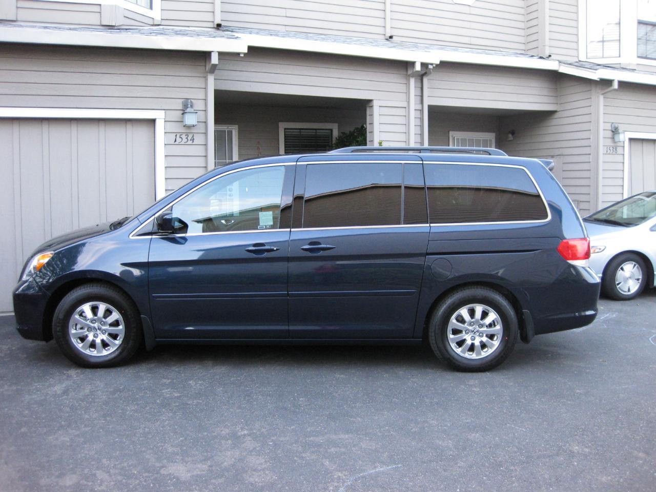 It's a Minivan